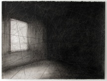 Sem título - Grafite sobre papel - 75x57cm - 2017