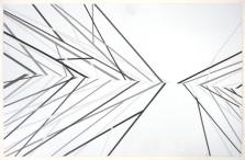 Sem título - Vinil sobre placa de ferro - 60x40cm - 2010